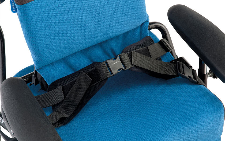 Four-Point Pelvic Harness